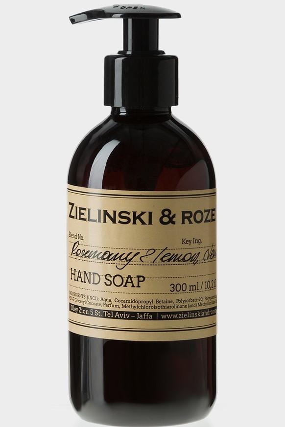 Жидкое мыло Розмарин, Лимон, Нероли