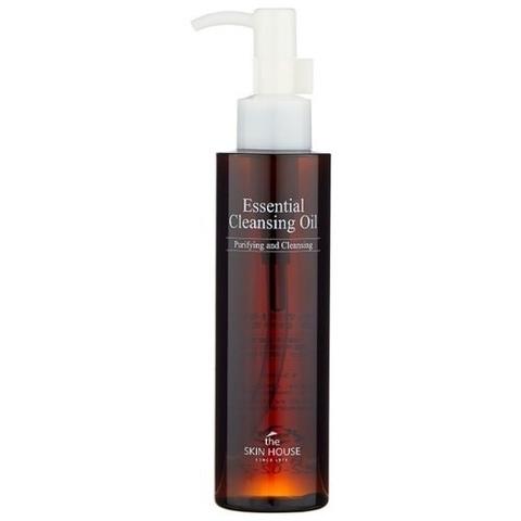 Масло гидрофильное The Skin House Essential Cleansing Oil