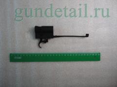 УСМ в сборе МР-512, МР512С (колодка, рычаг блокировки, спусковой крючок, шептало)