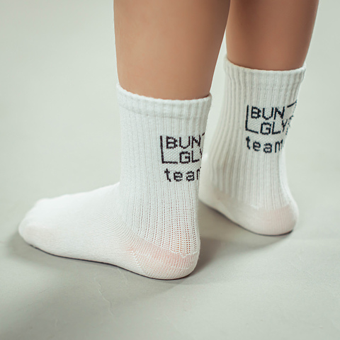 Bb team socks set - White