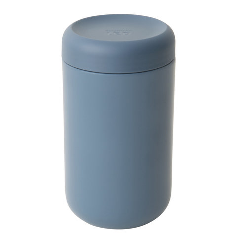 Пищевой контейнер с эффектом термоса 750мл Leo (синий)