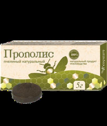 Прополис пчелиный натуральный (Алтайский букет) 5г
