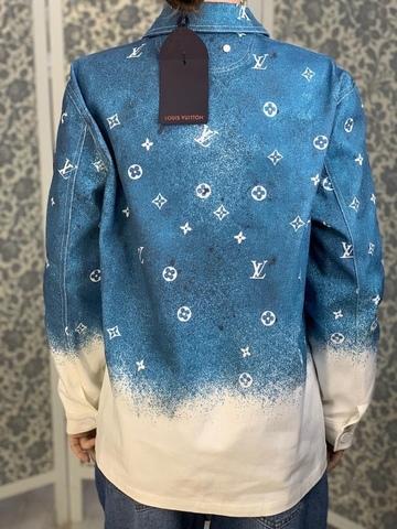 Рубашка женская Аналог Louis Vuitton