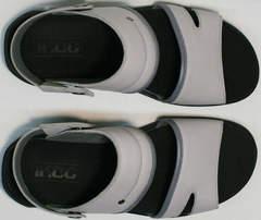 Открытые сандалии классические мужские Ikoc 3294-3 Gray.