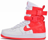 Кроссовки Nike SF Air Force 1 White/Red