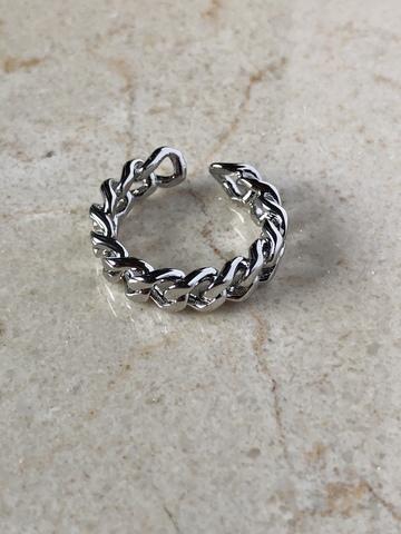 Кольцо Квитанта, серебряный цвет
