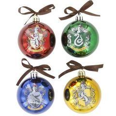 Гарри Поттер - Набор Новогодних Ёлочных Шаров