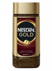 Qəhvə \ Кофе \ Coffee Nestle Nescafe Gold 95 q