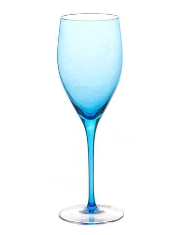 Бокал для вина 320 мл, артикул 1/lightblue/33040
