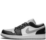Кроссовки Nike Air Jordan 1 Low Grey\Black