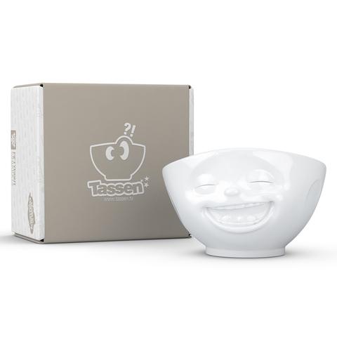 Чаша Tassen Laughing, 500 мл, белая