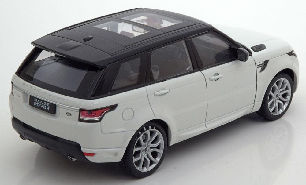 Машинка-игрушка Range Rover Sport 2016