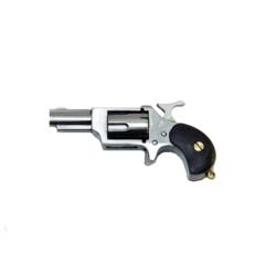 Miniature 2mm pinfire NAA revolver