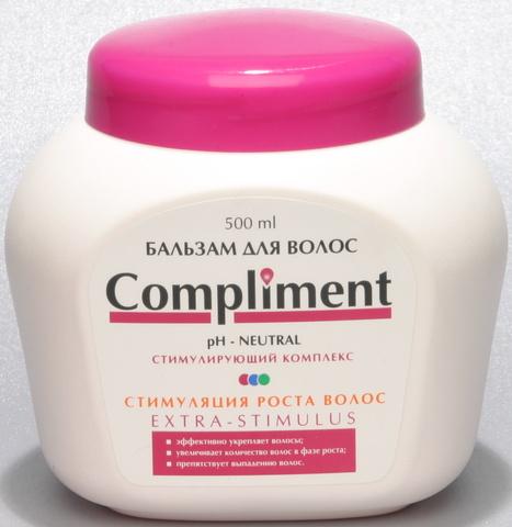Compliment Бальзам для волос EXTRA-STIMULUS стимуляция роста волос