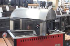Grillux Коптильня Smoky Lux 55 (нержавеющая сталь).