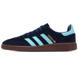 Кроссовки Мужские Adidas Spezial Navy Sky Blue