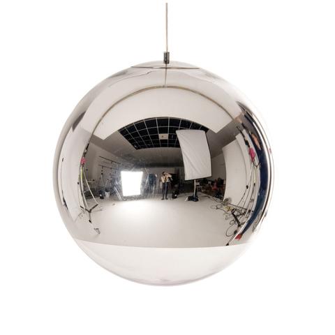 Подвесной светильник копия Mirror Ball by Tom Dixon (серебряный)