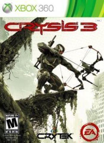 Crysis 3 - Hunter Edition (Xbox 360, английская версия)