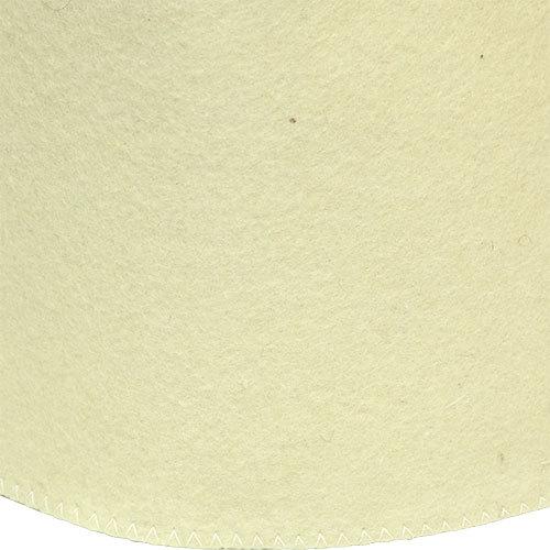 Колпак фетровый (цвет натуральный)