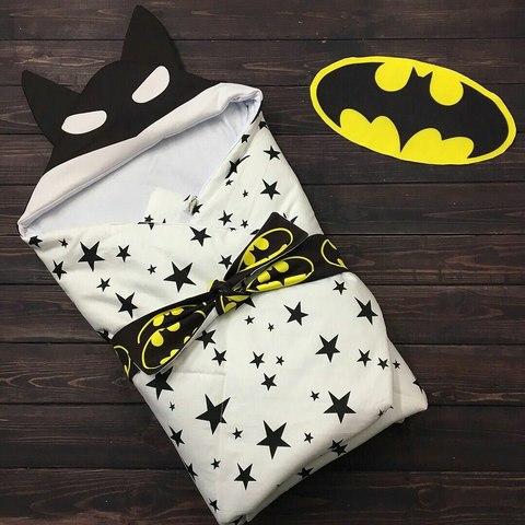Летний конверт одеяло Batman звезда