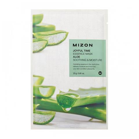 Mizon Тканевая маска с экстрактом алоэ Joyful Time Essence Mask Aloe, 1 шт