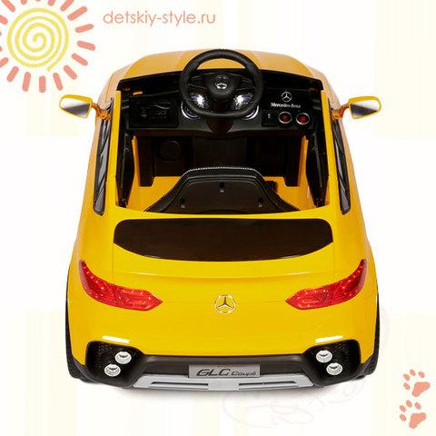 Mercedes-Benz Concept GLC Coupe BBH-0008 (Лицензия)