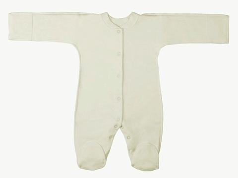 Комбинезон для новорожденного (интерлок)