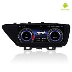 Мультимедийный монитор для Lexus ES 2012-2018 Android 10 4/64GB IPS 4G модель RDL-ES-1218
