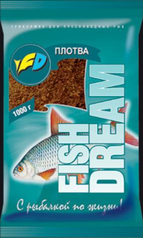 Прикормка Fish Dream (Фишдрим) Плотва