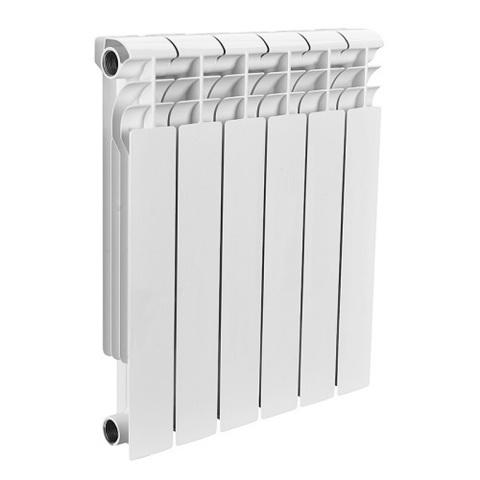 Радиатор биметаллический секционный ROMMER Profi Bm 500 - 6 секций