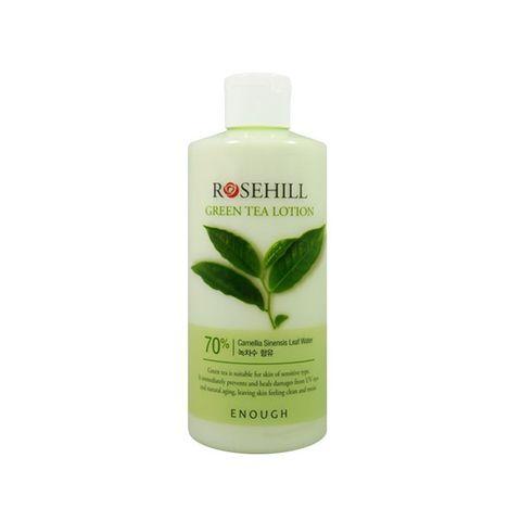 Лосьон с экстрактом зеленого чая  ENOUGH RoseHill Green Tea Lotion 300 мл.