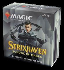 Пререлизный набор «Стриксхейвен: Школа Магов» (факультет «Сильверквилл»)