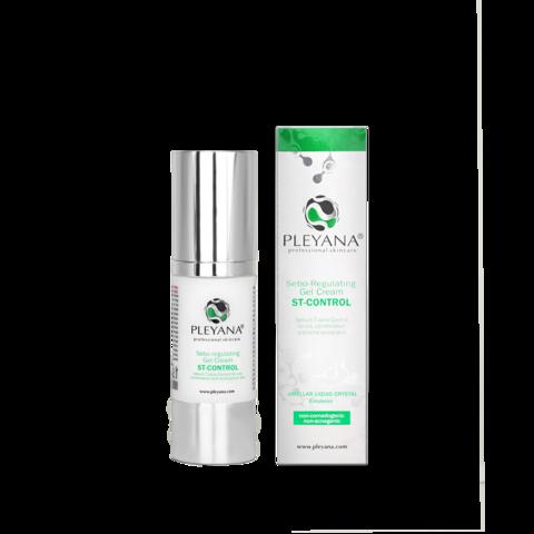 PLEYANA | Крем-гель себорегулирующий «St-control» / Sebo-regulating gel cream, (30 мл)
