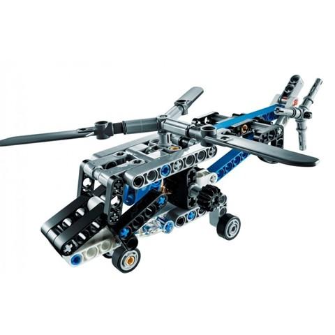 LEGO Technic: Двухроторный вертолёт 42020 — Twin Rotor Helicopter — Лего Техник