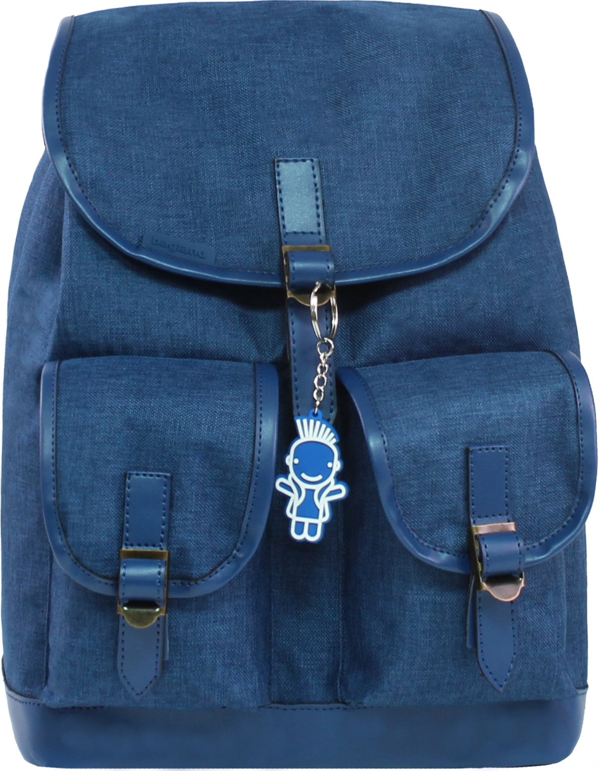 Городские рюкзаки Рюкзак Bagland Amy 16 л. 225 синий (0013069) IMG_7432.JPG