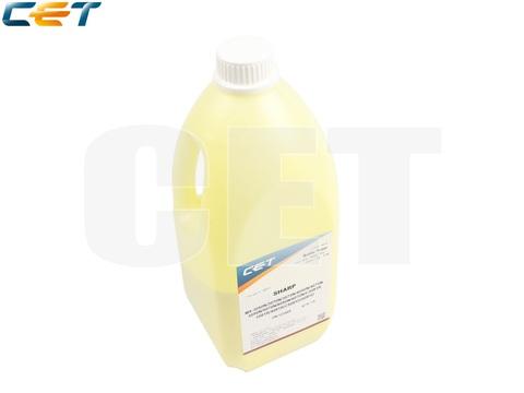 Тонер для SHARP MX-3050N/4050N/5070N/C3081R/C5081D (CET) Yellow, 476г, 24000 стр., CET121005