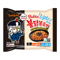 Лапша быстрого приготовления Samyang со вкусом средне-острой курицы 110 гр