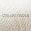 Пряжа Gazzal Baby Alpaca 46001 (Молочный)