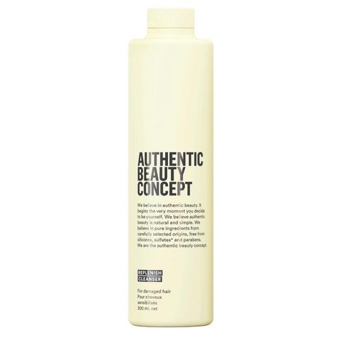 AUTHENTIC BEAUTY CONCEPT Шампунь восстанавливающий для поврежденных волос Replenish (travel)