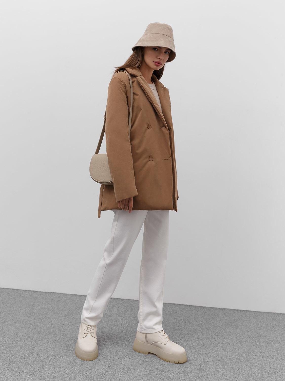 Куртка-жакет Лондон с поясом