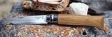 Нож складной Opinel №8 VRI Classic Woods Traditions Oak wood
