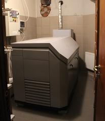 Всепогодный шумозащитный миниконтейнер для дизельного генератора KUBOTA и TOYO