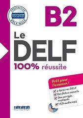 Nouveau DELF B2 Livre + CD