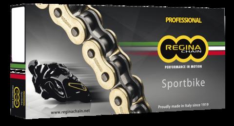 Цепь Regina 520ZRP-120 для мотоцикла KTM 525 MXC Desert Racing, EXC-R 530, Duke 620, SX, LC4