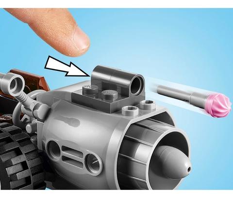 LEGO Angry Birds: Побег из машины свинок 75821 — Piggy Car Escape — Лего Энгри Бердз Злые птицы