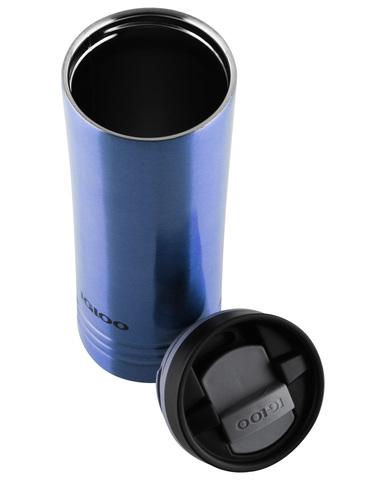Термокружка Igloo Isabel 16 (0,47 литра), темно-синяя