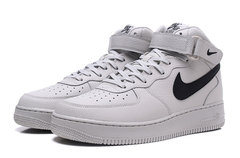 Nike Air Force 1 Mid 'White/Black'