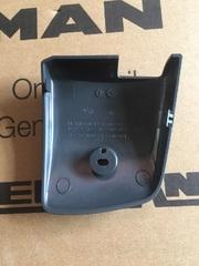 В наличии оригинальная заглушка стойки зеркала на грузовик MAN TGL/TGM/TGA  Оригинальные номера MAN - 81624100212; 81624100511; 81624100143  Производитель - MAN