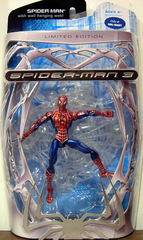 Марвел фигурка Человек Паук ограниченный выпуск