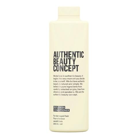 AUTHENTIC BEAUTY CONCEPT Кондиционер восстанавливающий для поврежденных волос Replenish